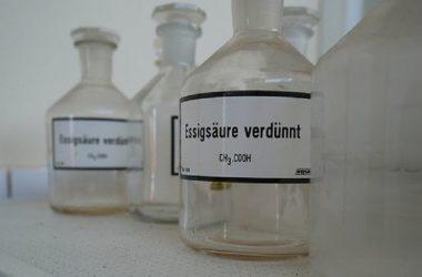 Acide acétique utilisation