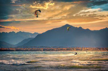 apprendre le kite